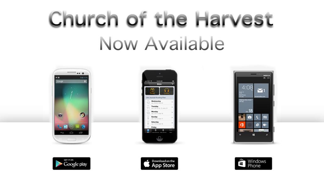 Church of The Harvest | Church of The Harvest